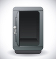 security box design vector image