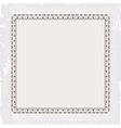 Luxury seamless gothic background vector image