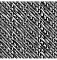 Seamless pattern hand drawn brush textured image vector image