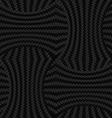 Abstract line pattern vector image vector image