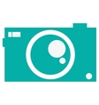 camera photo icon vector image