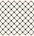 geometric grid seamless pattern diagonal grid vector image