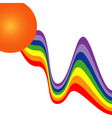 Spectrum vector image