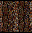 ethnic seamless pattern in african style vector image