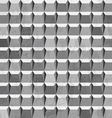 metal grunge seamless pattern vector image