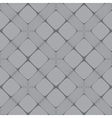 Grey Rectangle Mosaic Seamless Pattern vector image