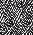 zebra seamless background vector image