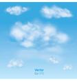 cloudsmax vector image