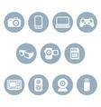 icon designer vector image