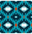 Native american pattern vector image