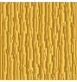 Golden triangle gradient background vector image
