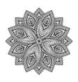 Mandala Decorative floral or herbal pattern vector image vector image