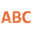abc vector image