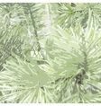 Spruce trace background vector image