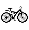 bicycle 13 vector image