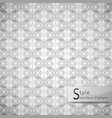 abstract seamless pattern mesh rope white texture vector image