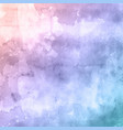 Watercolour texture background vector image
