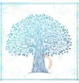 Unique ethnic tree of life vector image
