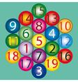 Magic Hexagon vector image
