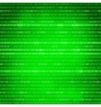 Background in a matrix style Falling random vector image