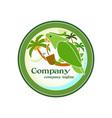 Jungle-Drink-Logo-380x400 vector image