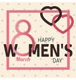 Womens DayWomens Day Womens Day Drawing Womens vector image