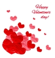 Card for Valentine Day vector image