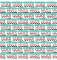 Abstract seamless aztec pattern vector image