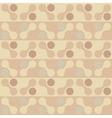 retro chocolate shape seanless pattern eps 8 vector image
