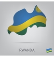 rwanda vector image vector image