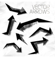 design arrow vector image