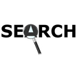 searching vector image vector image