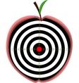 darts vector image
