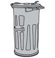 Dustbin vector image