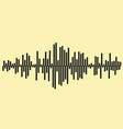 Sound waves Music background EPS 10 file included vector image