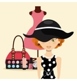 fashion and style vector image