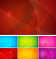 abstract background wallpaper vector image vector image