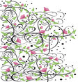 Flourishes-in-black-5 vector image