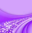 Abstract lilac background vector image