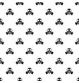 chemical gas mask pattern vector image