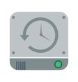 Backup icon vector image