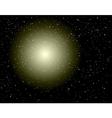stardust vector image vector image