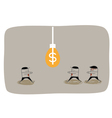 Money Light vector image