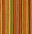 Vintage Christmas pattern vector image