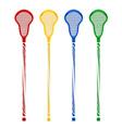 lacrosse 02 vector image