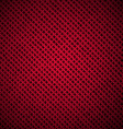 Red Dark Texture of Cloth vector image