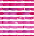 Pattern with stripes vector image