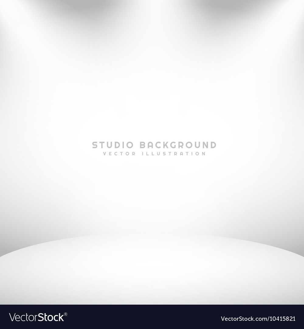 Photography studio background vector