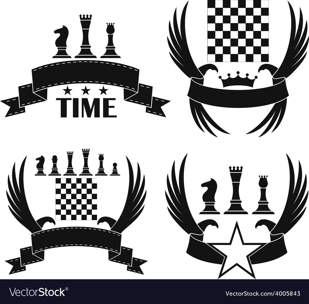 Chess vector