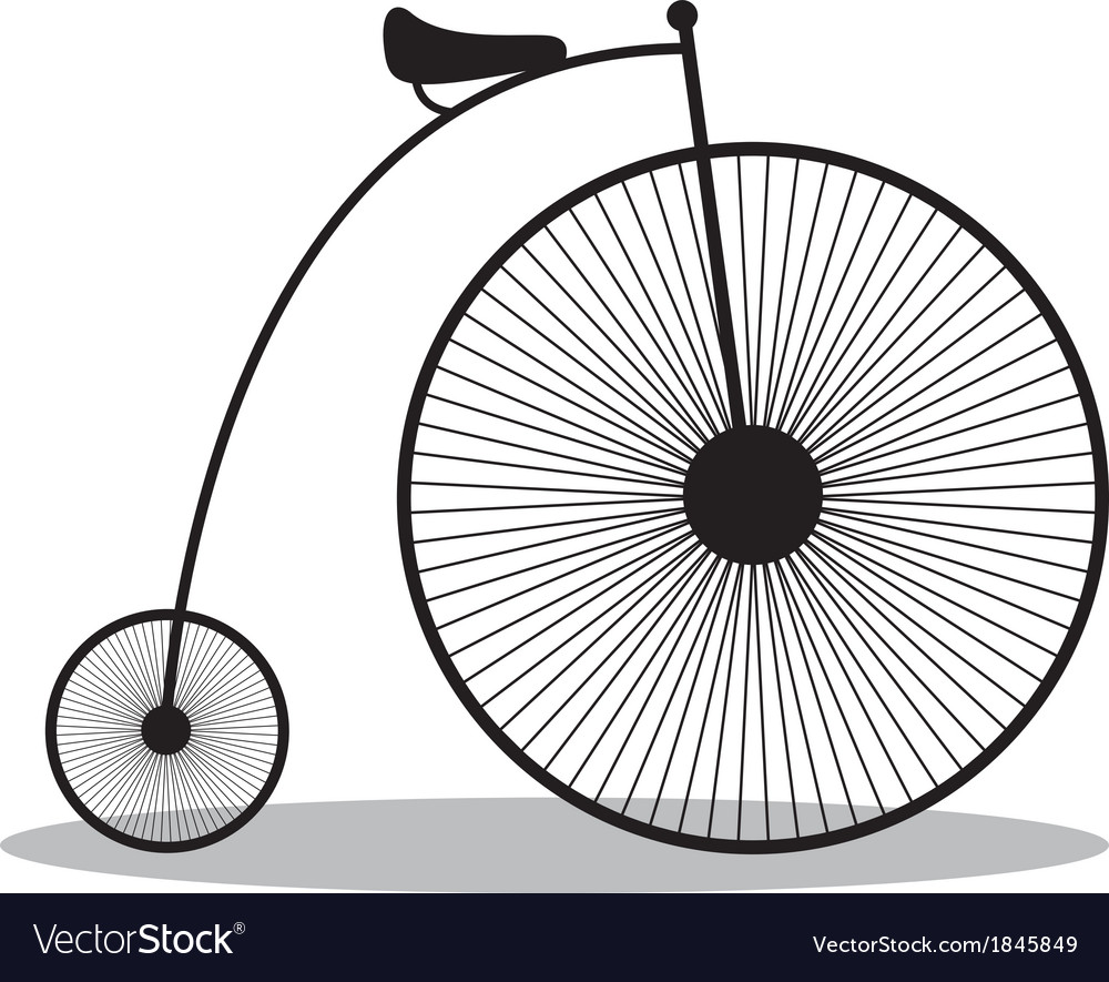 High wheeler vector